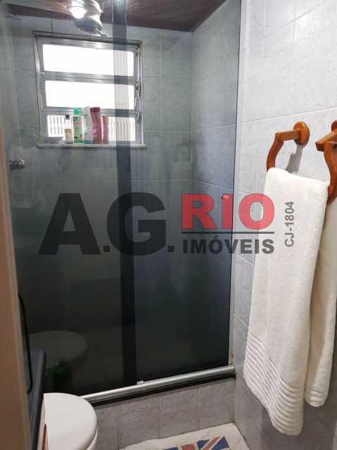 Vista indevassável - Apartamento À Venda - Rio de Janeiro - RJ - Taquara - TQAP20220 - 14