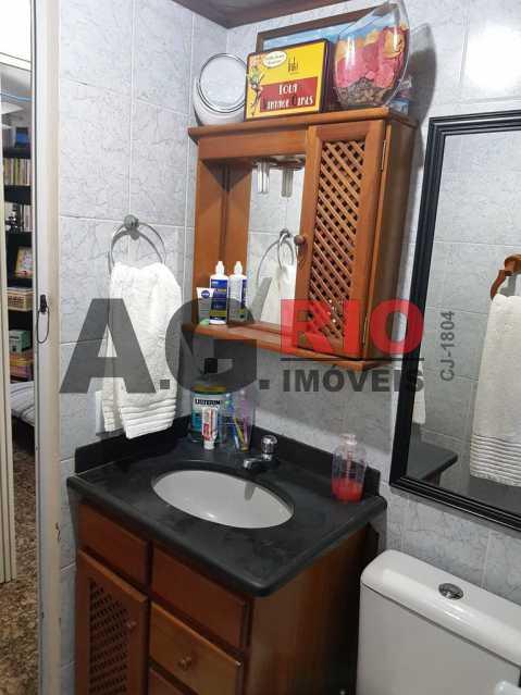 Vista indevassável - Apartamento À Venda - Rio de Janeiro - RJ - Taquara - TQAP20220 - 15