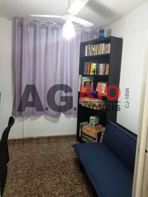 Vista indevassável - Apartamento À Venda - Rio de Janeiro - RJ - Taquara - TQAP20220 - 19