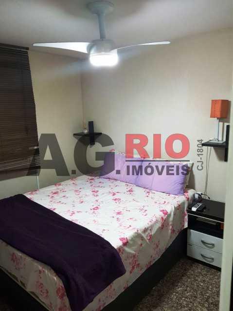 Vista indevassável - Apartamento À Venda - Rio de Janeiro - RJ - Taquara - TQAP20220 - 20
