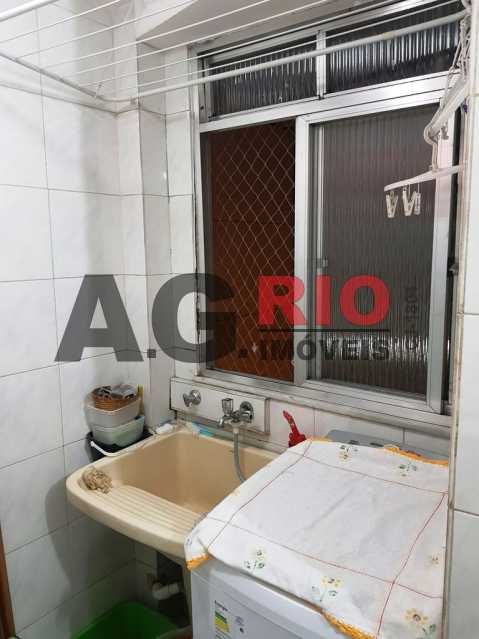 Vista indevassável - Apartamento À Venda - Rio de Janeiro - RJ - Taquara - TQAP20220 - 25