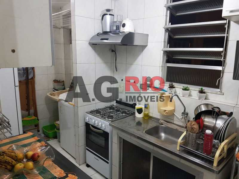 Vista indevassável - Apartamento À Venda - Rio de Janeiro - RJ - Taquara - TQAP20220 - 27