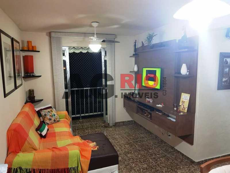 Vista indevassável - Apartamento À Venda - Rio de Janeiro - RJ - Taquara - TQAP20220 - 9