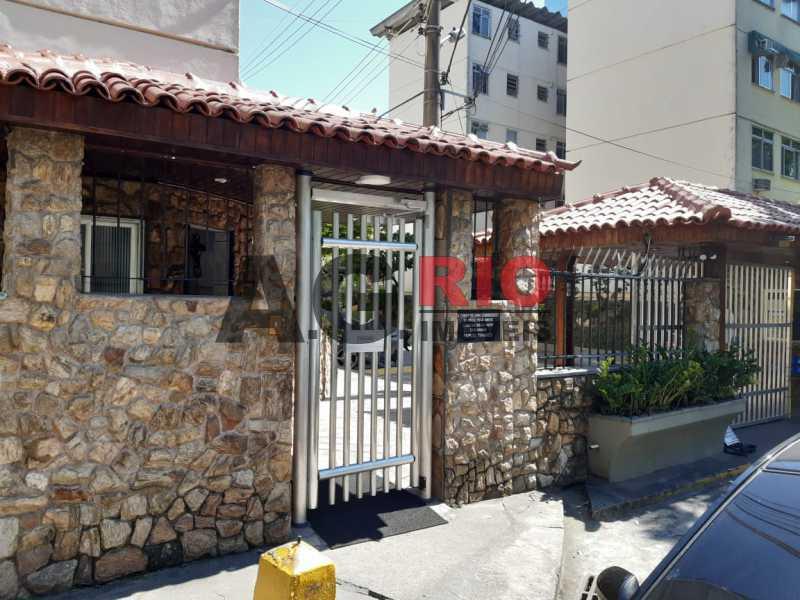Vista indevassável - Apartamento À Venda - Rio de Janeiro - RJ - Taquara - TQAP20220 - 1
