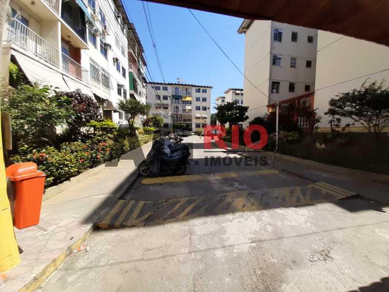 Vista indevassável - Apartamento À Venda - Rio de Janeiro - RJ - Taquara - TQAP20220 - 3