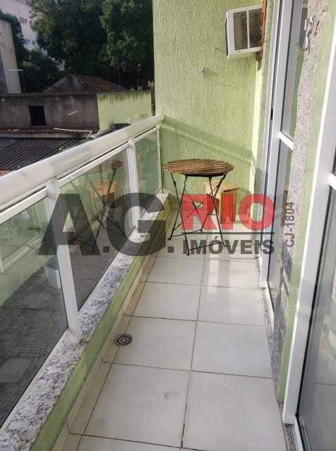 WhatsApp Image 2021-07-12 at 1 - Casa de Vila 3 quartos à venda Rio de Janeiro,RJ - R$ 429.000 - VVCV30014 - 12