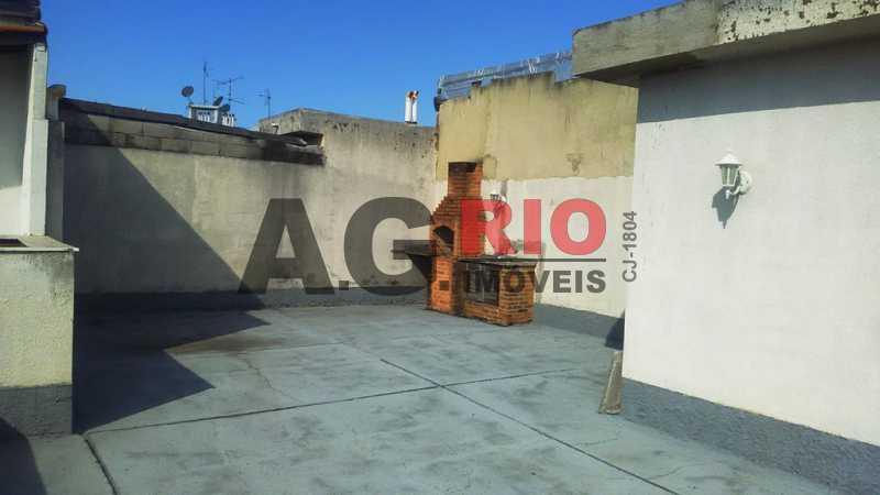 Condomínio Estilo III - Cobertura 3 quartos à venda Rio de Janeiro,RJ - R$ 419.000 - TQCO30008 - 20