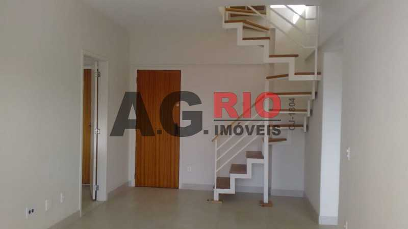 Condomínio Estilo III - Cobertura 3 quartos à venda Rio de Janeiro,RJ - R$ 419.000 - TQCO30008 - 5