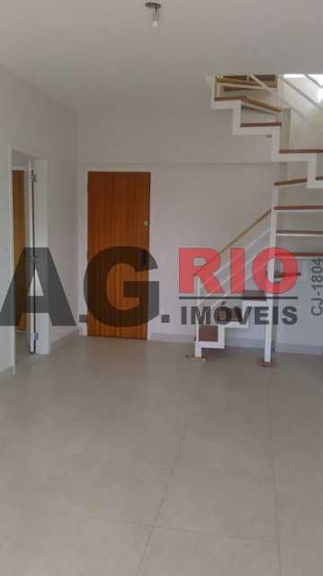 Condomínio Estilo III - Cobertura 3 quartos à venda Rio de Janeiro,RJ - R$ 419.000 - TQCO30008 - 3