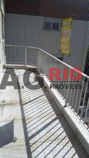 Condomínio Estilo III - Cobertura 3 quartos à venda Rio de Janeiro,RJ - R$ 419.000 - TQCO30008 - 17