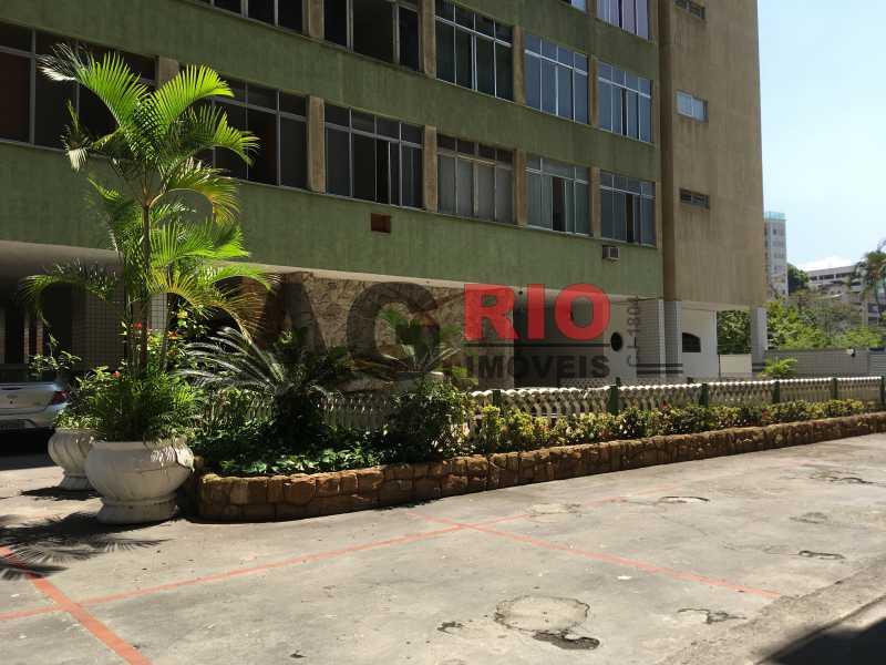 1 - Apartamento Para Alugar no Condomínio Residencial Rio Taquara. - Rio de Janeiro - RJ - Pechincha - FRAP20067 - 1
