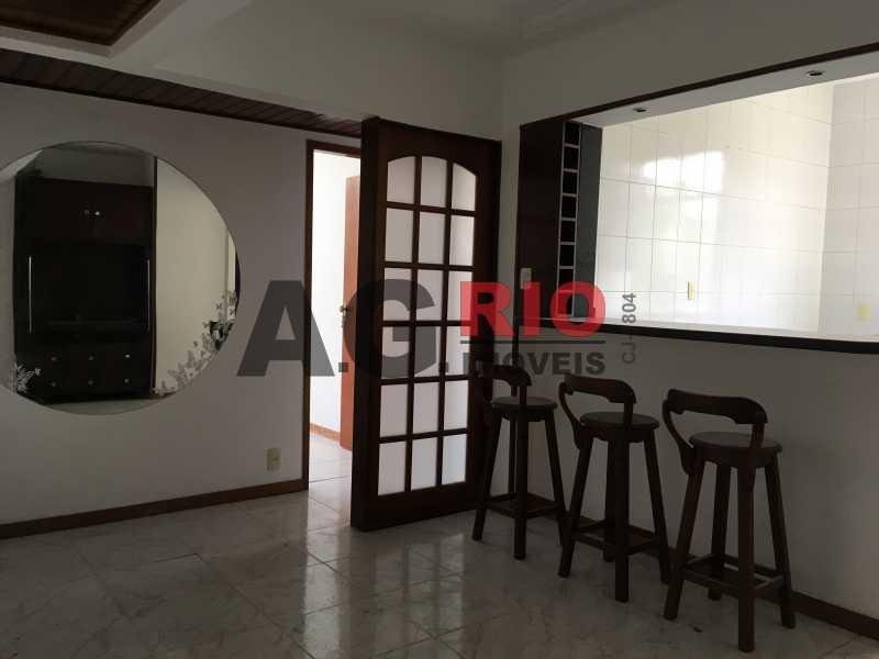 2 - Apartamento Para Alugar no Condomínio Residencial Rio Taquara. - Rio de Janeiro - RJ - Pechincha - FRAP20067 - 3