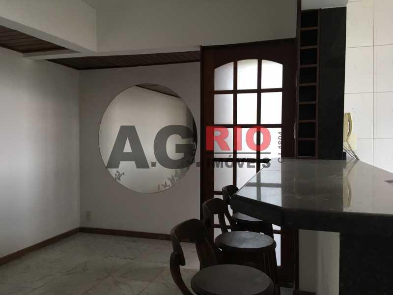 3 - Apartamento Para Alugar no Condomínio Residencial Rio Taquara. - Rio de Janeiro - RJ - Pechincha - FRAP20067 - 4