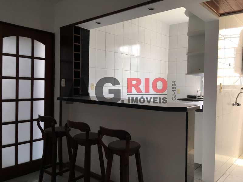 4 - Apartamento Para Alugar no Condomínio Residencial Rio Taquara. - Rio de Janeiro - RJ - Pechincha - FRAP20067 - 5