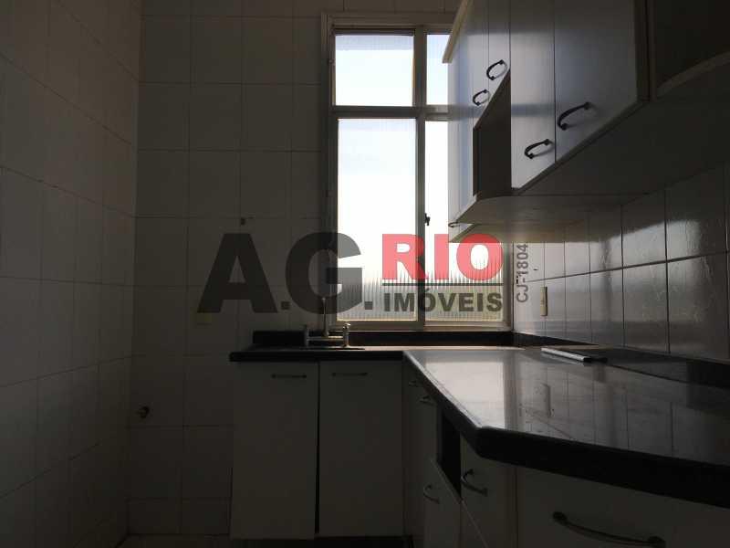 5 - Apartamento Para Alugar no Condomínio Residencial Rio Taquara. - Rio de Janeiro - RJ - Pechincha - FRAP20067 - 6