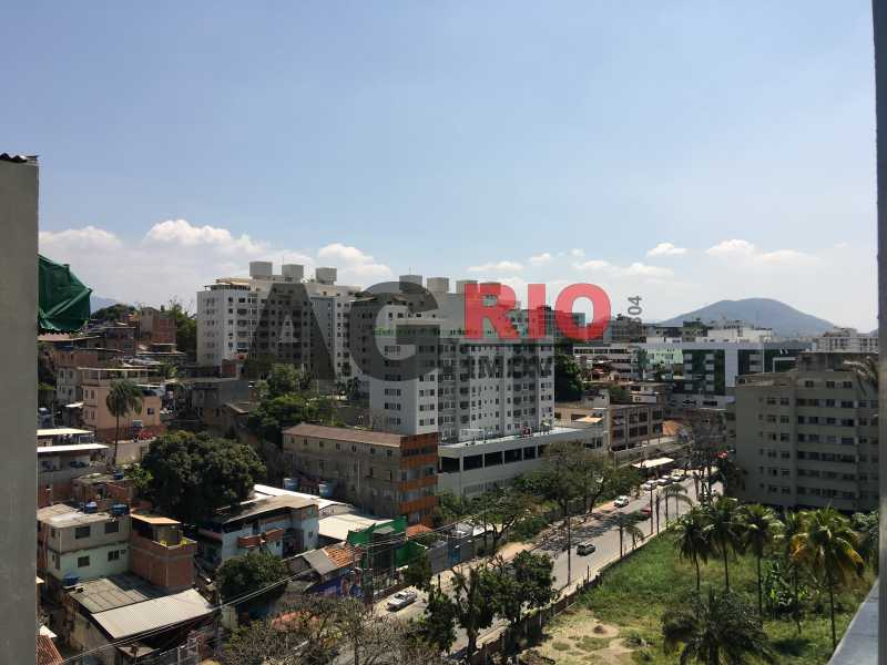 10 - Apartamento Para Alugar no Condomínio Residencial Rio Taquara. - Rio de Janeiro - RJ - Pechincha - FRAP20067 - 11