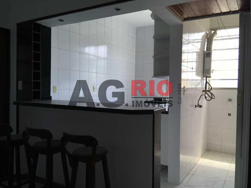 40 - Apartamento Para Alugar no Condomínio Residencial Rio Taquara. - Rio de Janeiro - RJ - Pechincha - FRAP20067 - 21