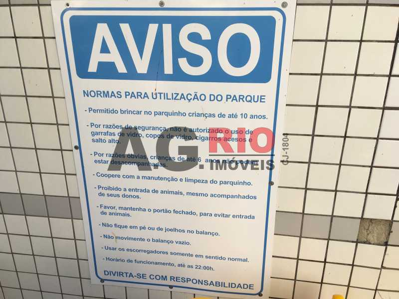 IMG_6280 - Apartamento Para Alugar no Condomínio Residencial Rio Taquara. - Rio de Janeiro - RJ - Pechincha - FRAP20067 - 26