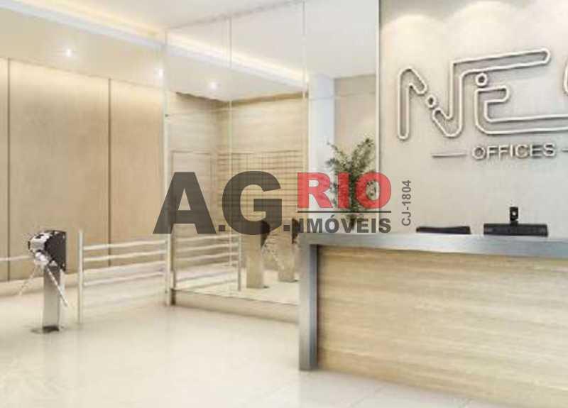 20181206_173427 - Sala Comercial 26m² à venda Rio de Janeiro,RJ - R$ 165.000 - TQSL00008 - 1