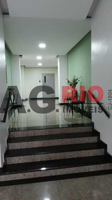 2. - Apartamento Para Alugar no Condomínio Mediterranê - Rio de Janeiro - RJ - Pechincha - FRAP30038 - 3