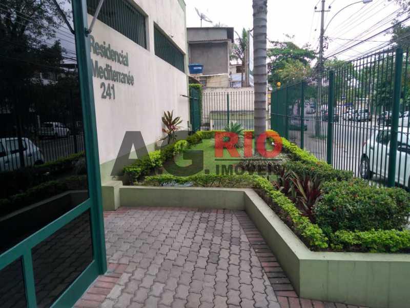 43278491_292280958164620_46216 - Apartamento Para Alugar no Condomínio Mediterranê - Rio de Janeiro - RJ - Pechincha - FRAP30038 - 16
