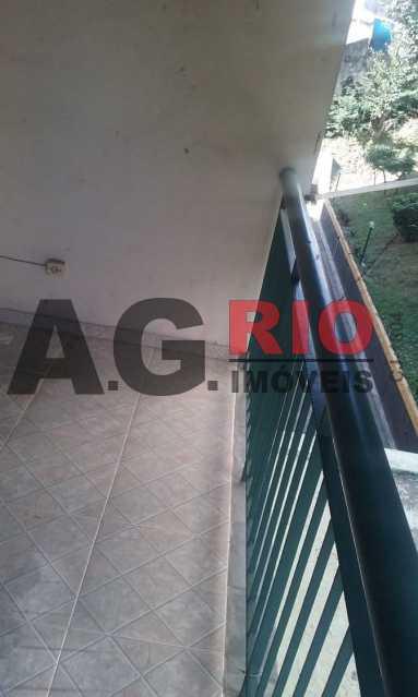43364707_238890923449304_28114 - Apartamento Para Alugar no Condomínio Mediterranê - Rio de Janeiro - RJ - Pechincha - FRAP30038 - 22