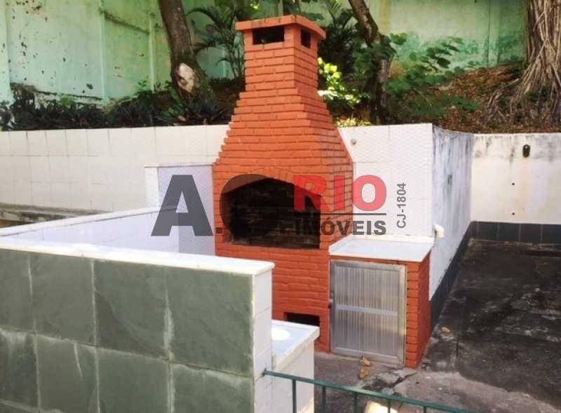 L3 - Apartamento Para Alugar no Condomínio Mediterranê - Rio de Janeiro - RJ - Pechincha - FRAP30038 - 27