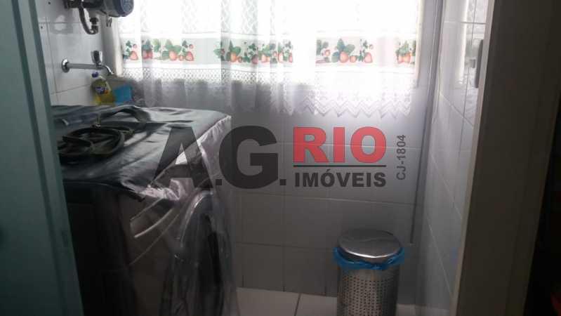 3597e0f1-63ce-436a-8337-7efcdb - Cobertura À Venda no Condomínio Del Bosco - Rio de Janeiro - RJ - Jacarepaguá - FRCO20005 - 9
