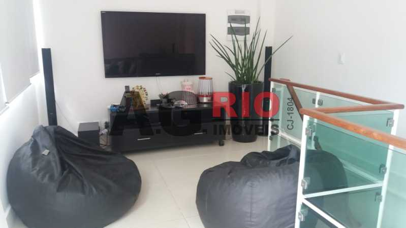 bf97dcc8-05b8-4147-81a0-46f87e - Cobertura À Venda no Condomínio Del Bosco - Rio de Janeiro - RJ - Jacarepaguá - FRCO20005 - 21