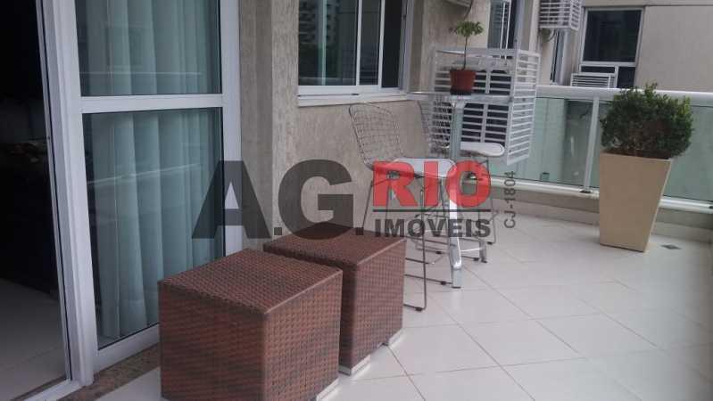 d5beedd6-ca6d-4ba3-b930-1120f6 - Cobertura À Venda no Condomínio Del Bosco - Rio de Janeiro - RJ - Jacarepaguá - FRCO20005 - 15