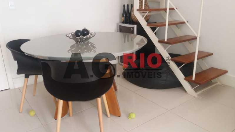 f0fc984a-2885-4d87-9f48-b7c3b2 - Cobertura À Venda no Condomínio Del Bosco - Rio de Janeiro - RJ - Jacarepaguá - FRCO20005 - 5