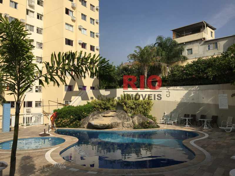 20 - Apartamento Para Alugar no Condomínio Via Corcovado - Rio de Janeiro - RJ - Quintino Bocaiúva - VVAP20305 - 21