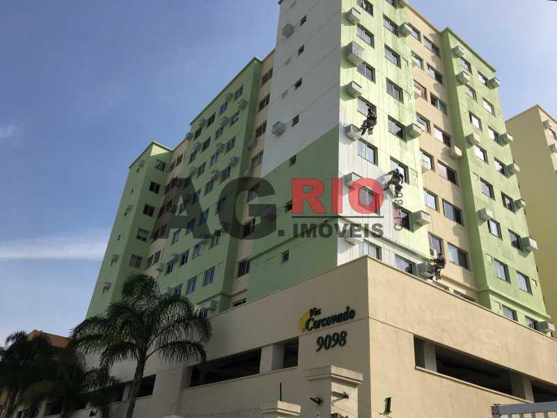 1 - Apartamento Para Alugar no Condomínio Via Corcovado - Rio de Janeiro - RJ - Quintino Bocaiúva - VVAP20305 - 1