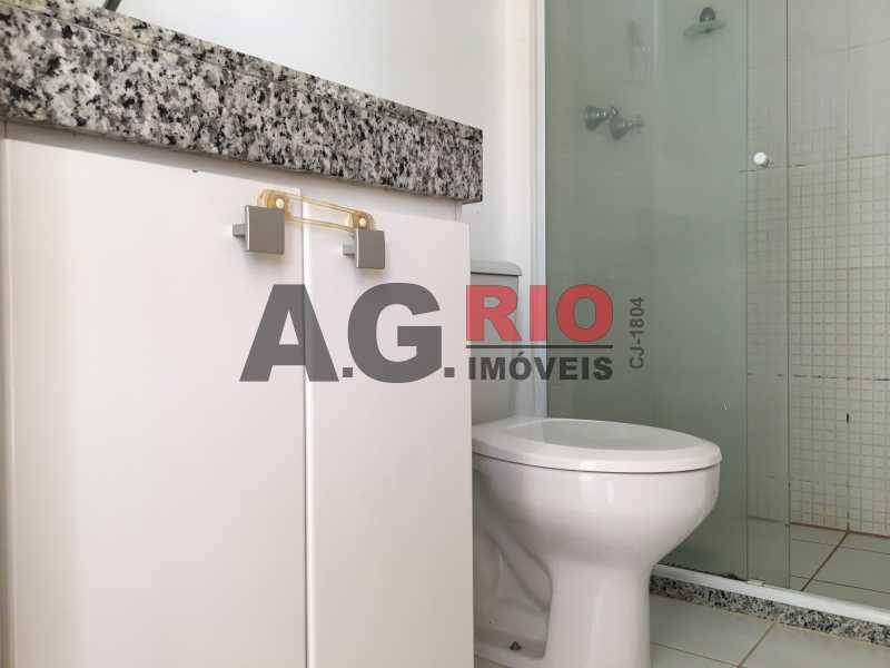 6 - Apartamento Para Alugar no Condomínio Via Corcovado - Rio de Janeiro - RJ - Quintino Bocaiúva - VVAP20305 - 7