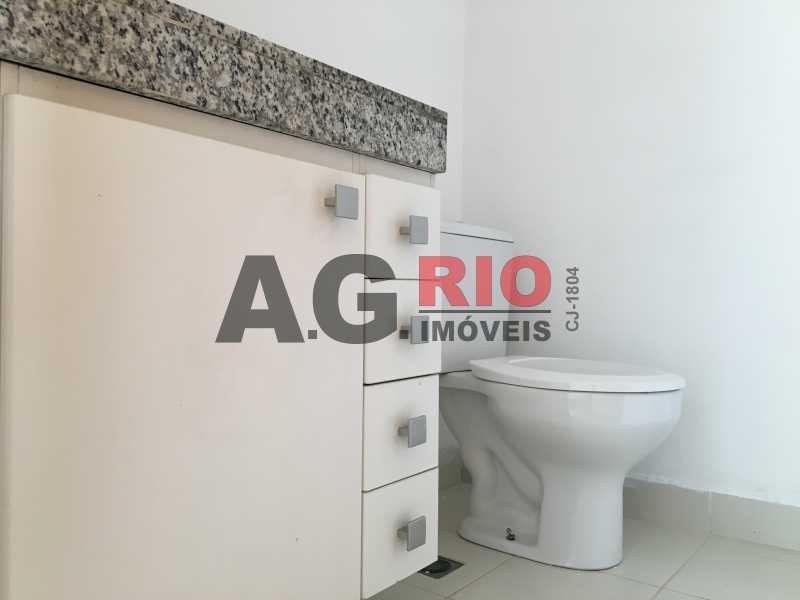 8 - Apartamento Para Alugar no Condomínio Via Corcovado - Rio de Janeiro - RJ - Quintino Bocaiúva - VVAP20305 - 9