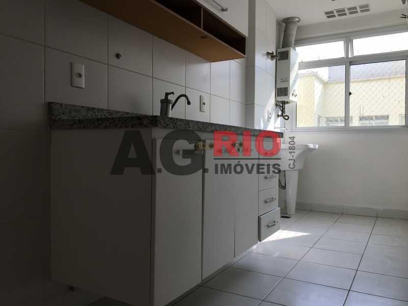9 - Apartamento Para Alugar no Condomínio Via Corcovado - Rio de Janeiro - RJ - Quintino Bocaiúva - VVAP20305 - 10