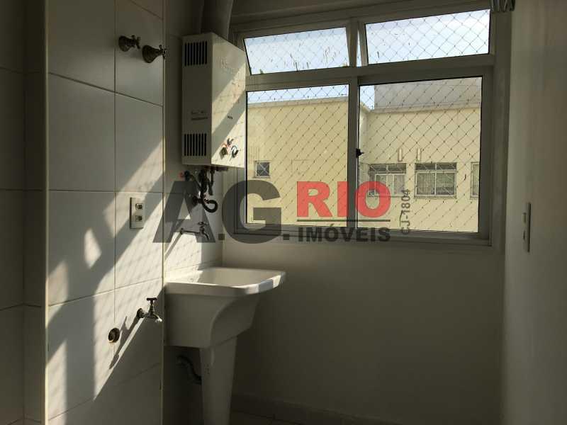 10 - Apartamento Para Alugar no Condomínio Via Corcovado - Rio de Janeiro - RJ - Quintino Bocaiúva - VVAP20305 - 11