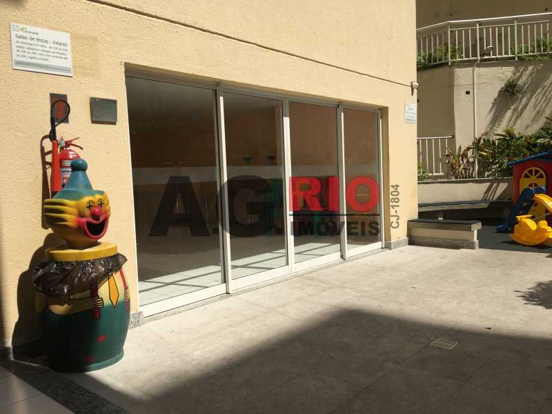 12 - Apartamento Para Alugar no Condomínio Via Corcovado - Rio de Janeiro - RJ - Quintino Bocaiúva - VVAP20305 - 13