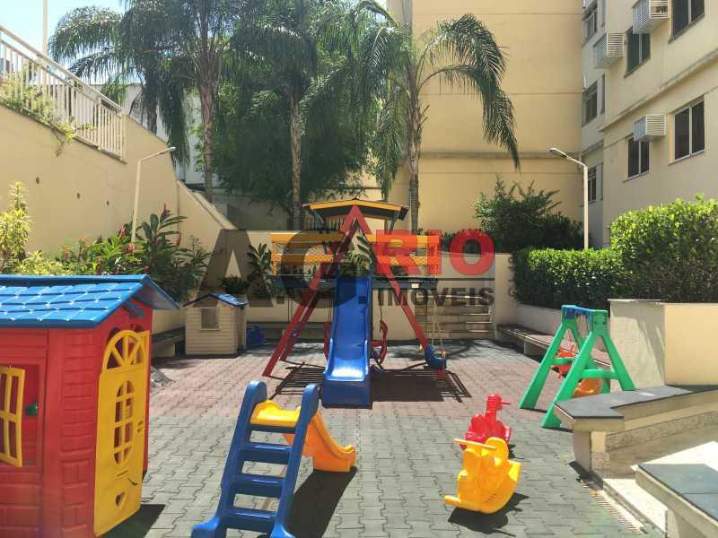13 - Apartamento Para Alugar no Condomínio Via Corcovado - Rio de Janeiro - RJ - Quintino Bocaiúva - VVAP20305 - 14