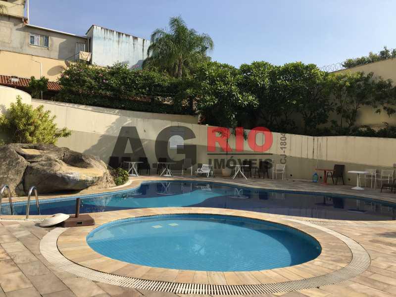 19 - Apartamento Para Alugar no Condomínio Via Corcovado - Rio de Janeiro - RJ - Quintino Bocaiúva - VVAP20305 - 20