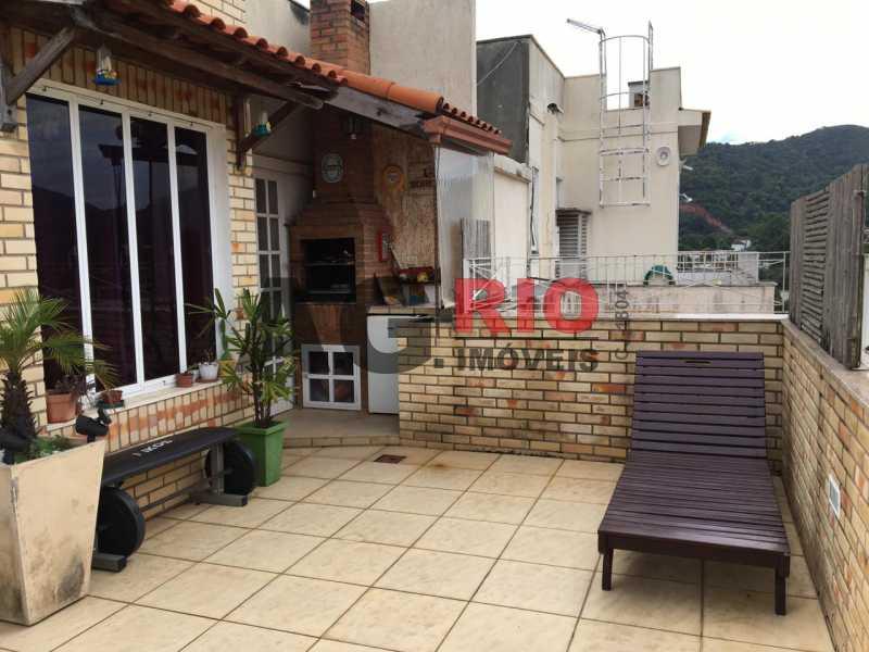 66d80515-125c-48b6-8b8e-a6c031 - Cobertura à venda Estrada Pau-Ferro,Rio de Janeiro,RJ - R$ 540.000 - FRCO30007 - 3
