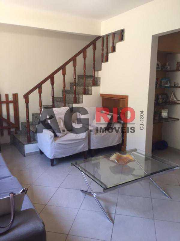 IMG_4705 - Casa em Condomínio 3 quartos à venda Rio de Janeiro,RJ - R$ 650.000 - TQCN30052 - 1