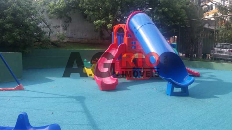 3fa45c09-34e8-49ce-8081-640153 - Apartamento À Venda no Condomínio Parque Gabinal 2 - Rio de Janeiro - RJ - Freguesia (Jacarepaguá) - FRAP20092 - 21