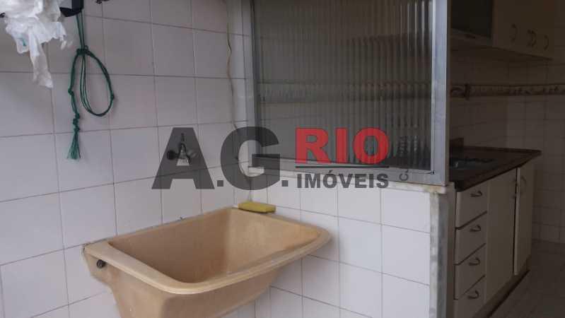 a037a9fe-62a5-4c72-97cf-e39a94 - Apartamento À Venda no Condomínio Parque Gabinal 2 - Rio de Janeiro - RJ - Freguesia (Jacarepaguá) - FRAP20092 - 9