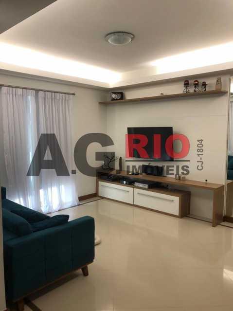 214d066f-b942-48ea-9e9f-e8ad2e - Casa em Condominio Rio de Janeiro,Jacarepaguá,RJ À Venda,4 Quartos,157m² - FRCN40015 - 3