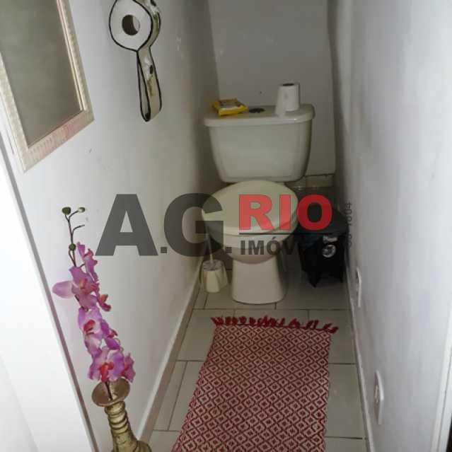 20190322_141904 - Casa de Vila 2 quartos à venda Rio de Janeiro,RJ - R$ 265.000 - TQCV20014 - 17