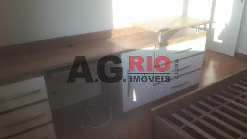 12 - Apartamento Para Alugar - Rio de Janeiro - RJ - Taquara - TQAP20306 - 16