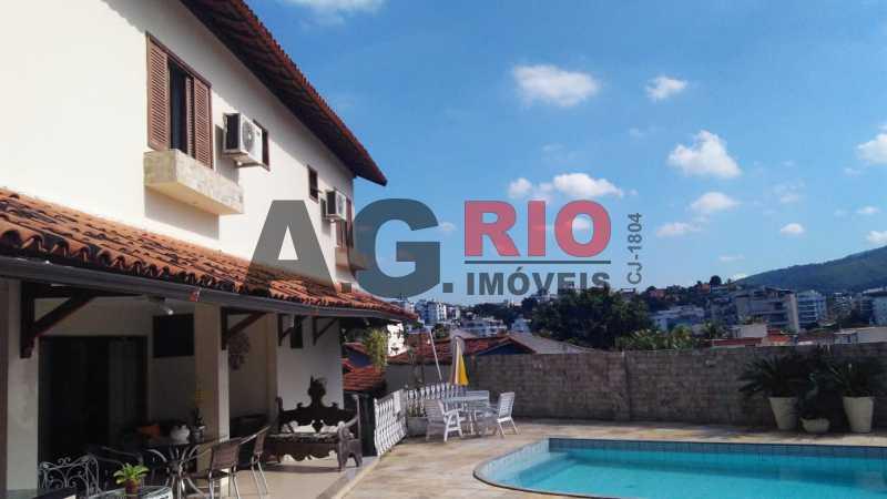 1 - Casa em Condominio Rio de Janeiro,Anil,RJ À Venda,6 Quartos,277m² - FRCN60001 - 1