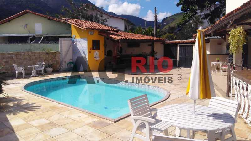 2 - Casa em Condominio Rio de Janeiro,Anil,RJ À Venda,6 Quartos,277m² - FRCN60001 - 3