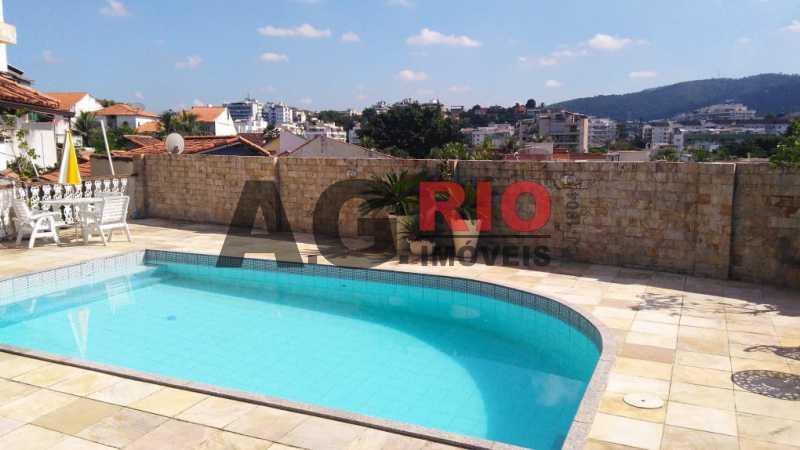 2a - Casa em Condominio Rio de Janeiro,Anil,RJ À Venda,6 Quartos,277m² - FRCN60001 - 4